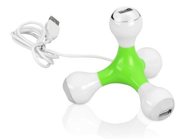 USB Hub «Диско» на 4 порта