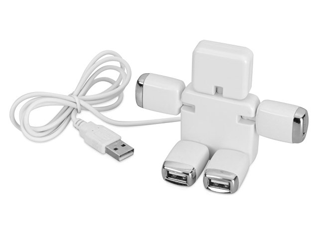 USB Hub 4 порта «Робот»