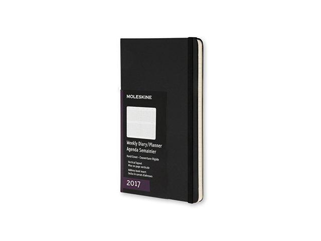 Еженедельник Classic (2016) вертикальный, Pocket