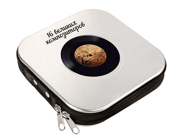 Коллекция аудио-дисков