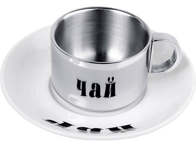 Чашка с термоизоляцией