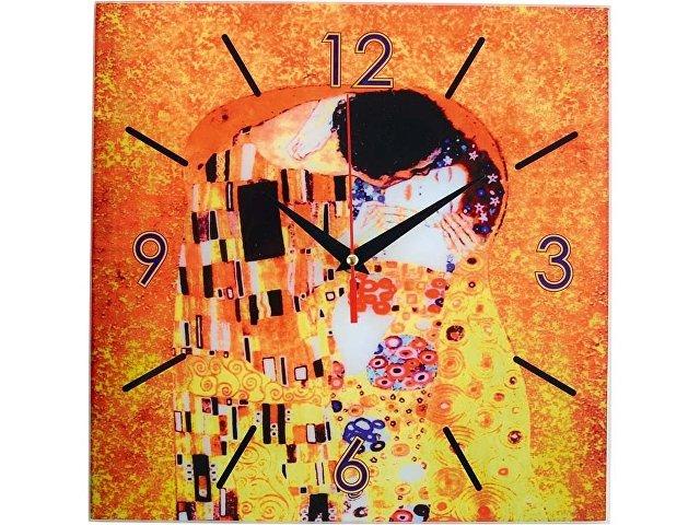 Часы настенные «Климт. Поцелуй»