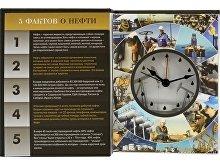 Часы «Нефть. Черное золото»(арт. 105402), фото 3