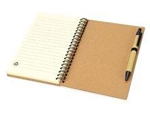 Блокнот А6 «Priestly» с ручкой(арт. 10626801), фото 4