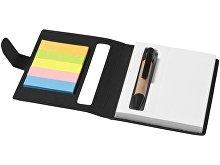 Набор стикеров «Reveal» с ручкой и блокнотом А7(арт. 10659402), фото 2