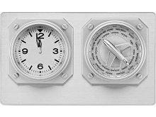 Часы настольные «Часовой пояс»(арт. 107310), фото 3
