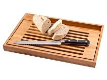Разделочная доска и нож для хлеба(арт. 11256500)