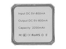 Портативное зарядное устройство «Volt», 2200 mAh(арт. 12349202), фото 2
