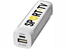 Портативное зарядное устройство «Flash», 2200 mAh(арт. 12357102), фото 6