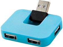 """USB Hub """"Gaia"""" на 4 порта(арт. 12359802)"""