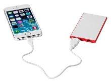 Портативное зарядное устройство «Slim Credit Card», 2000 mAh(арт. 13417302), фото 5