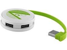 USB Hub «Round»(арт. 13419101), фото 3