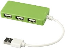 USB Hub на 4 порта «Brick» (арт. 13425004)