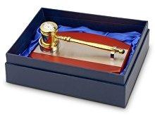 Настольный прибор «Молоток для совещаний»(арт. 148005), фото 2