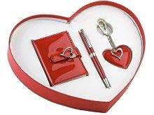 Набор: записная книжка, шариковая ручка, брелок (арт. 226031.03)