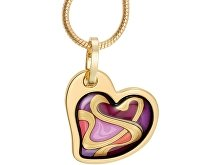 Кулон «Сердце» А. Муха «Сара Бернар» (арт. 280875)