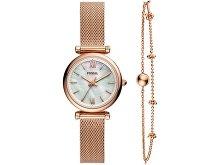 Подарочный набор: часы наручные женские, браслет (арт. 29452)