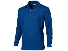 """Рубашка поло """"Seattle"""" мужская с длинным рукавом(арт. 3110447S)"""