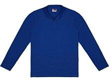 Рубашка поло «Seattle» мужская с длинным рукавом(арт. 3110447S), фото 4