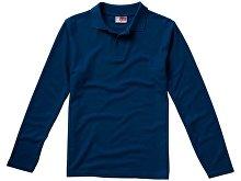Рубашка поло «Seattle» мужская с длинным рукавом(арт. 3110449S), фото 9
