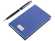 Набор: ручка шариковая, записная книжка (арт. 410854)