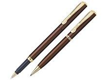 Набор: ручка шариковая, ручка роллер (арт. 410866)