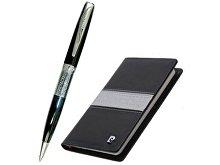 Набор: ручка шариковая, записная книжка (арт. 41700)