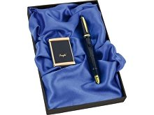 Набор «Акра»: ручка-зажигалка, пепельница (арт. 450607)