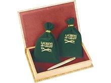 Набор «Бриг»: портмоне, визитница, ручка шариковая (арт. 489901)