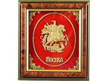 Панно настольное «Герб Москвы» (арт. 50211)
