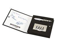 Набор The Beatles «ABBEY ROAD»: визитница, ручка роллер (арт. 50746)