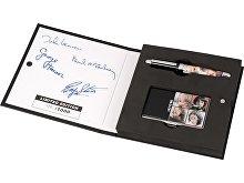 Набор The Beatles «LET IT BE»: визитница, ручка роллер (арт. 50747)