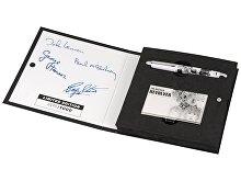 Набор The Beatles «REVOLVER»: визитница, ручка роллер (арт. 50748)