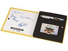 Набор The Beatles «MAGICAL MYSTERY TOUR»: визитница, ручка роллер (арт. 50749)