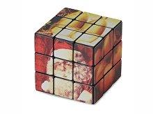 Кубик Рубика 3х3 Новогодний(арт. 5452.08.01)