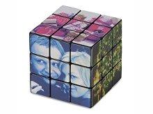 Кубик Рубика 3х3 Новогодний(арт. 5452.08.01), фото 2