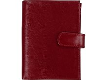 Бумажник для водительских документов «Марта», красный(арт. 559741), фото 4