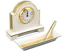 Набор: часы, керамический органайзер (арт. 616870)