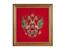 Панно кабинетное «Герб РФ» (арт. 6182)