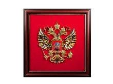 Панно кабинетное «Герб РФ» (арт. 6183)