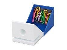 Подставка для визиток, ручки и скрепок «Куб»(арт. 623012), фото 3