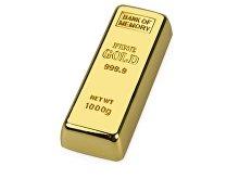"""USB-флешка на 4 Гб """"Слиток золота""""(арт. 623305)"""