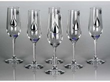 Набор бокалов для шампанского «Siberian Light» (арт. 650810)