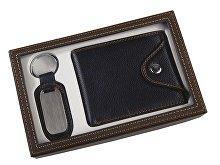 Подарочный набор: портмоне, брелок(арт. 677417)
