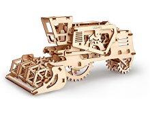3D-ПАЗЛ UGEARS «Комбайн» (арт. 70010)