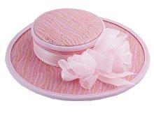 Подарочная коробка в виде шляпки с платком(арт. 737248)