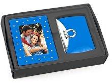 Подарочный набор: рамка для фотографии , зеркало (арт. 763242)
