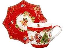 Чайная пара «Санта Клаус» (арт. 82184)