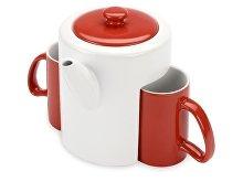 Набор: чайник, 2 чашки «Триптих»(арт. 823201)