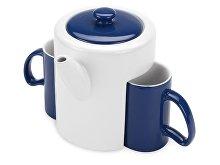 Набор: чайник, 2 чашки «Триптих»(арт. 823202)